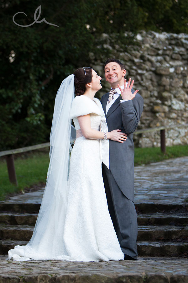 Radiant Bride Wedding Video Photography: Darren And Lisa's Marriage Took Place At The Maidens Tower