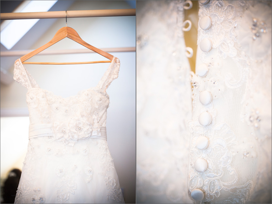 Bridalwear at Whitstable Castle