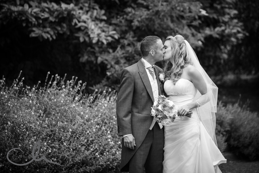 Sussex Wedding Photographer and newlyweds photoshoot