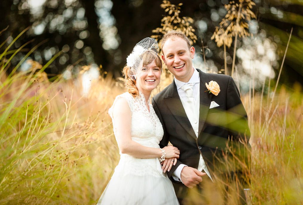 romantic portrait photography at mount ephraim wedding