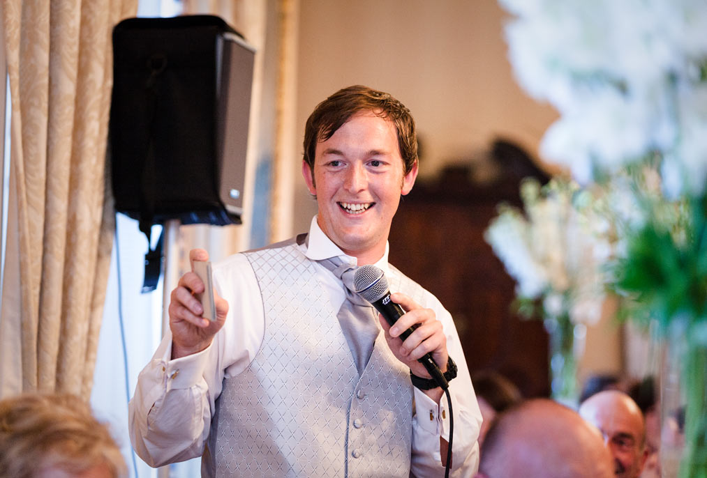 best man's speech at mount ephraim wedding