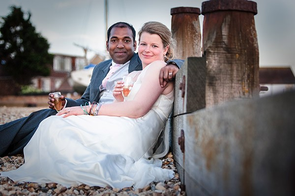 Whitstable Wedding Photographer
