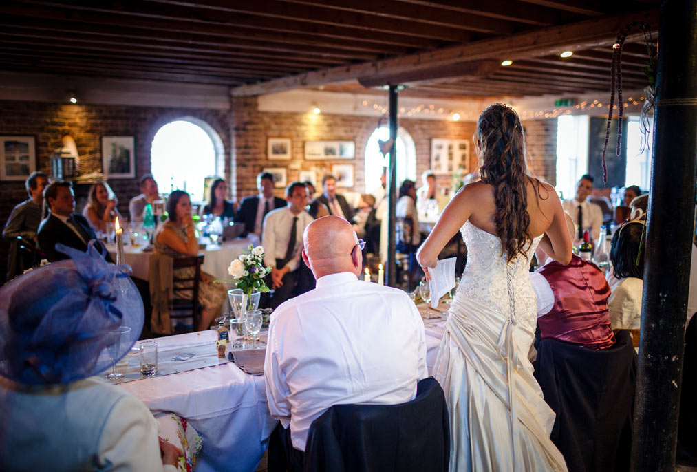Lobster Shack Whitstable Wedding Photography