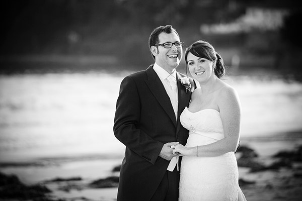 St Brelade's Bay Hotel Wedding Photography
