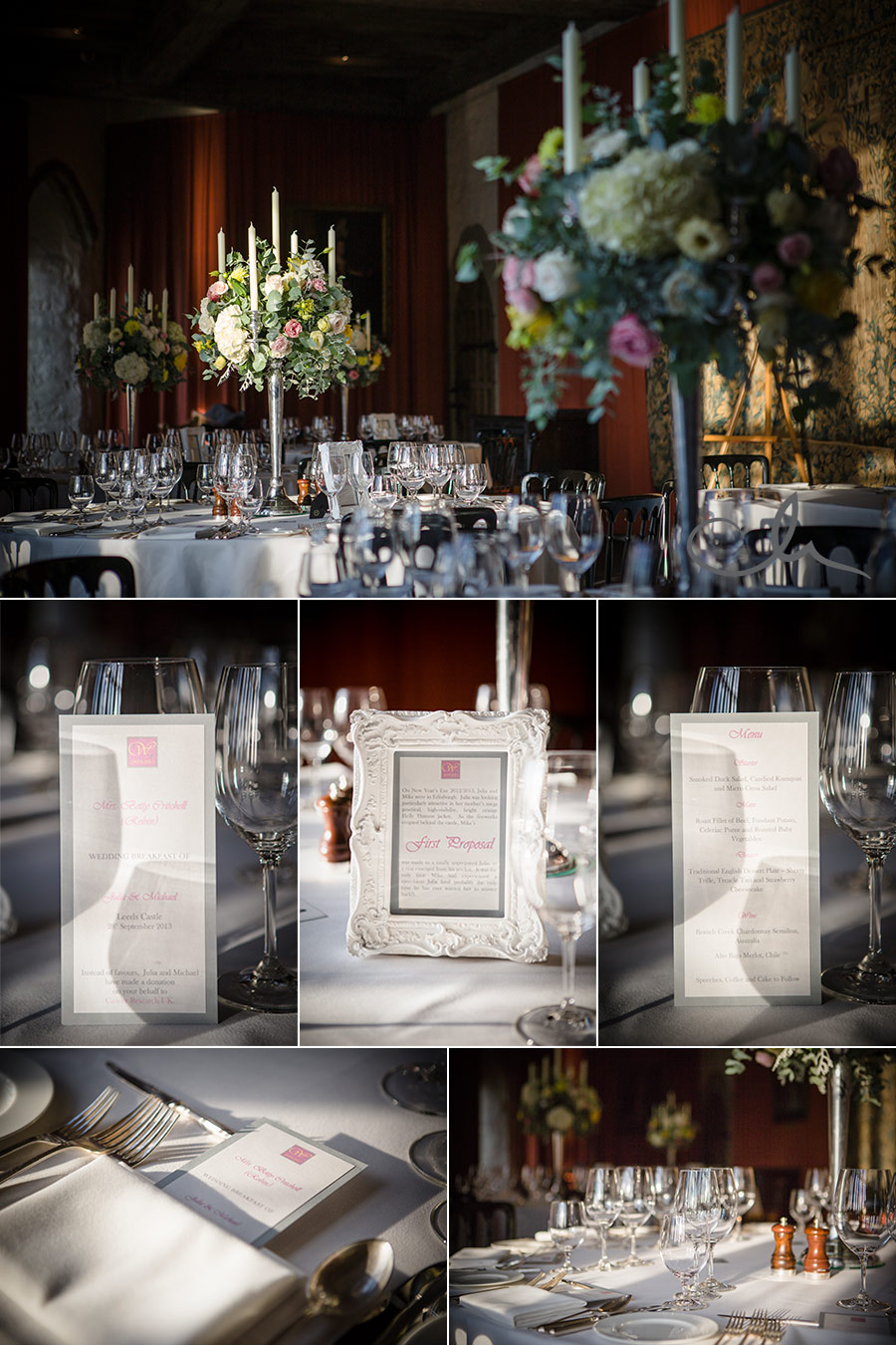 wedding-breakfast-tables-at-Leeds-Castle-Kent