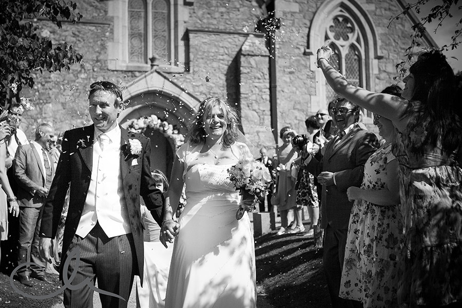 St Mary's Church Jersey Wedding Photography