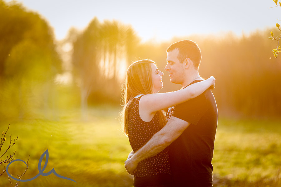 couple portrait photography in Kent