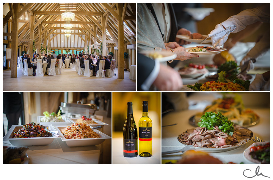 Wedding-event-at-The-Old-Kent-Barn