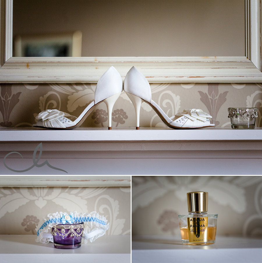 Brides-shoes-and-perfume-at-Goss-Hall-Kent