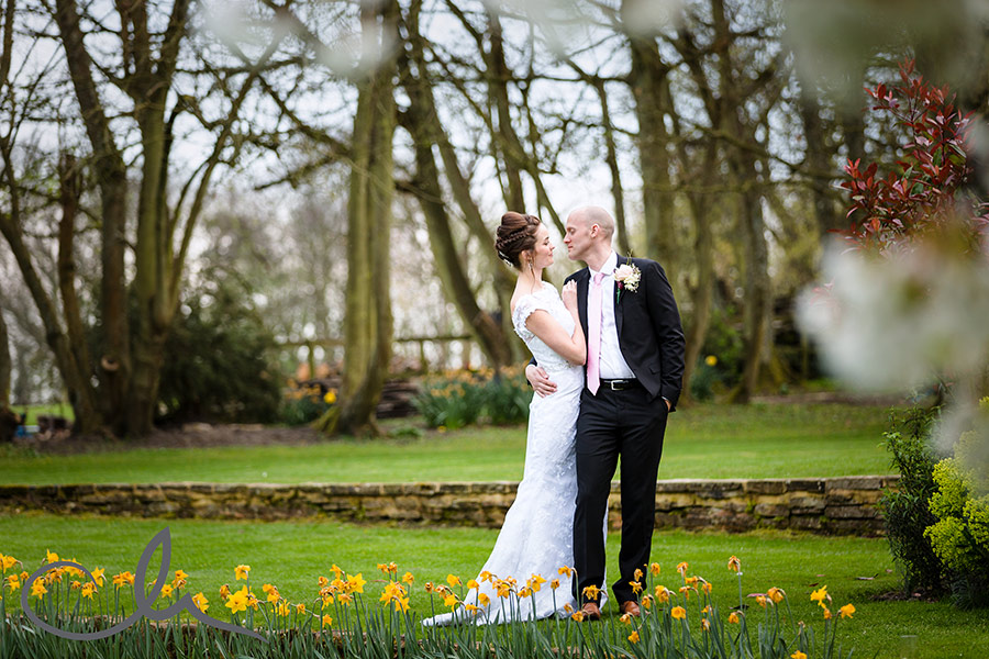 wedding photography at Hayne Barn House