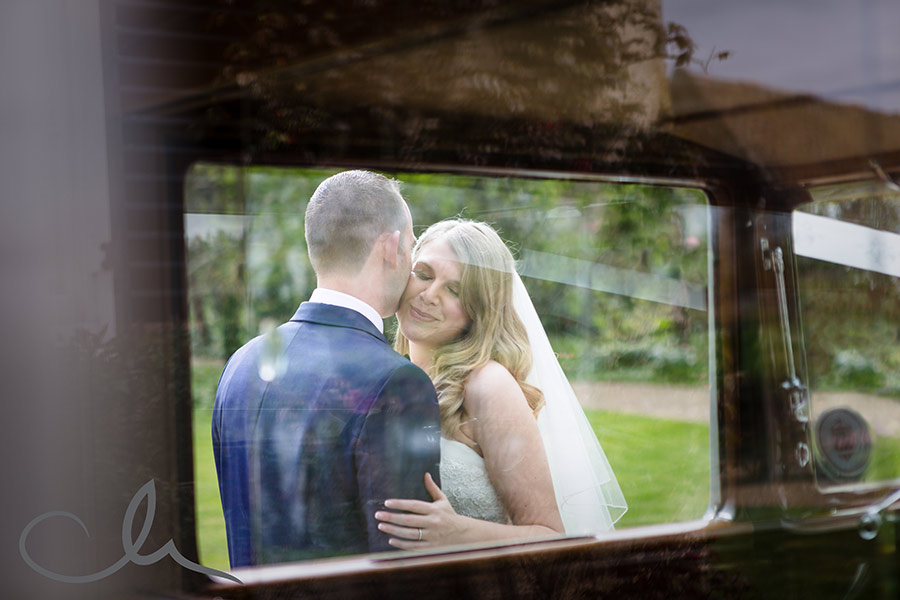 newly wed couple portrait photography at Preston Court