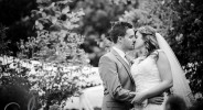 romantic wedding photos at The Old Kent Barn