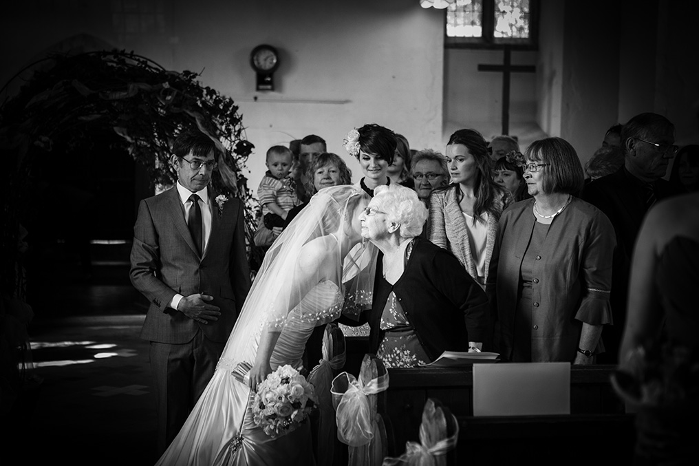 Deal Church Wedding, Kent