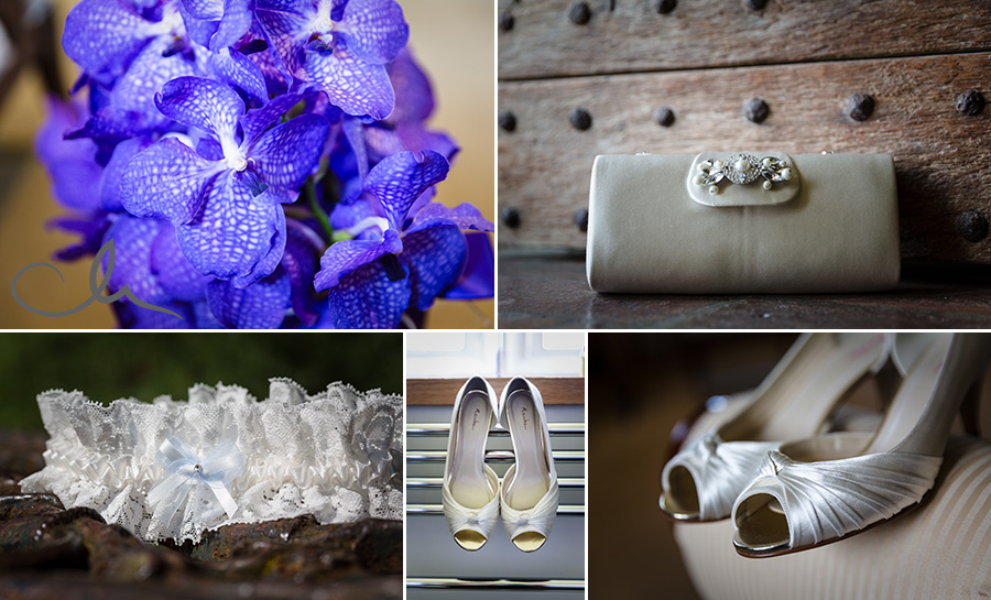 Brides-shoes-at-Leeds-Catle-Kent