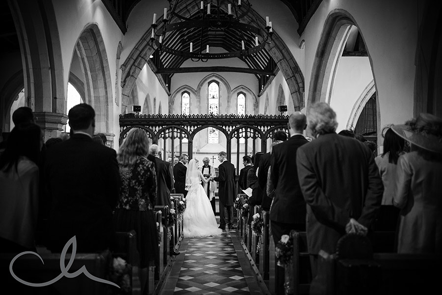 boughton under blean church wedding ceremony