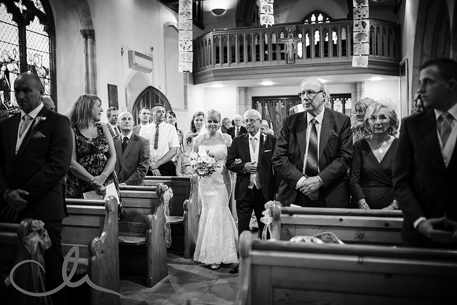 Holy Cross Church Bearsted Wedding Photos