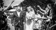 Wedding Photography at Holy Cross Church Bearsted