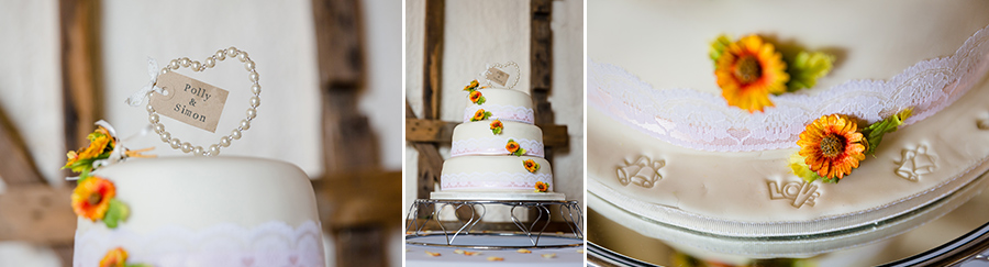 Wedding-cake-at-Winters-Barns-Canterbury