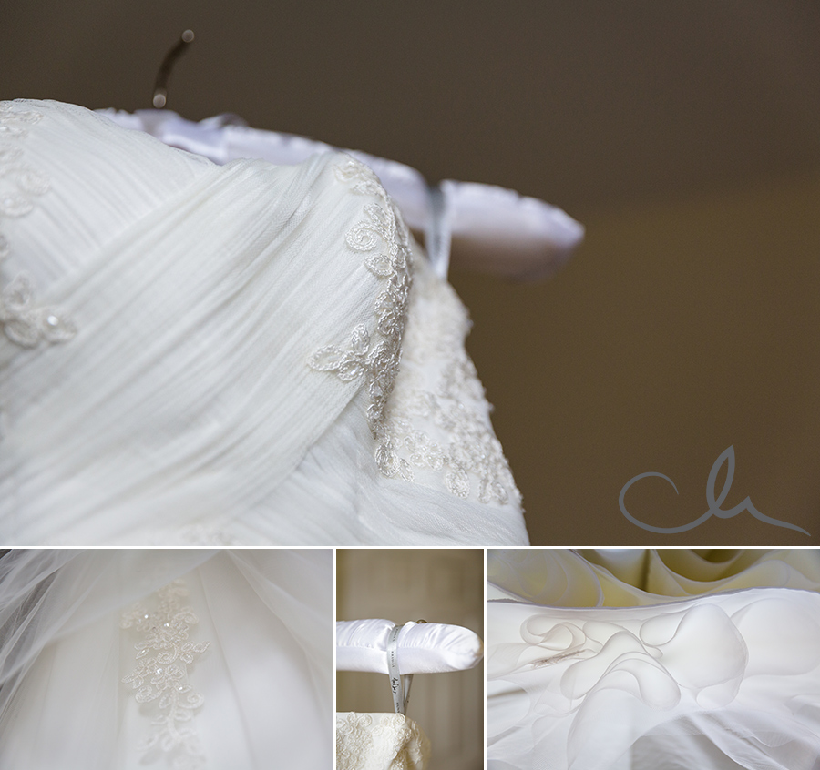 Brides-gown-for-St-Paul's-Cathedral-wedding