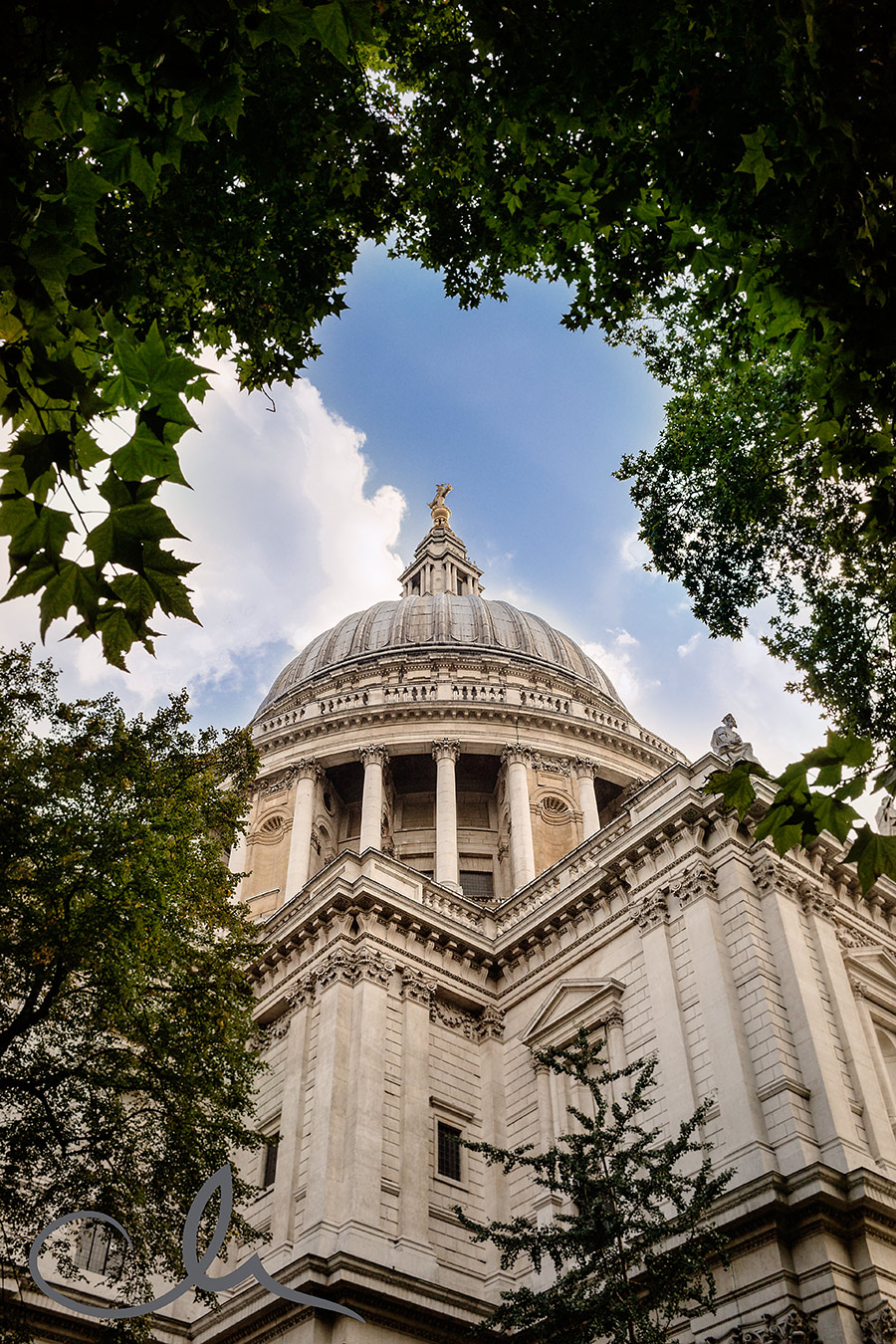 photo of St Paul's Cathedral London