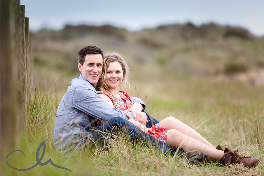Engagement-Shoot-with-Laura-and-Henry-at-Camber-Sands-1