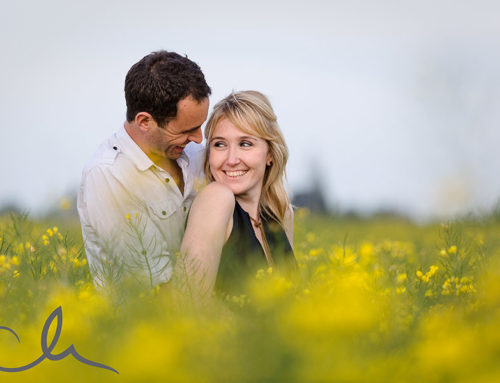 Kelli & Mark's Kent Countryside Engagement Shoot