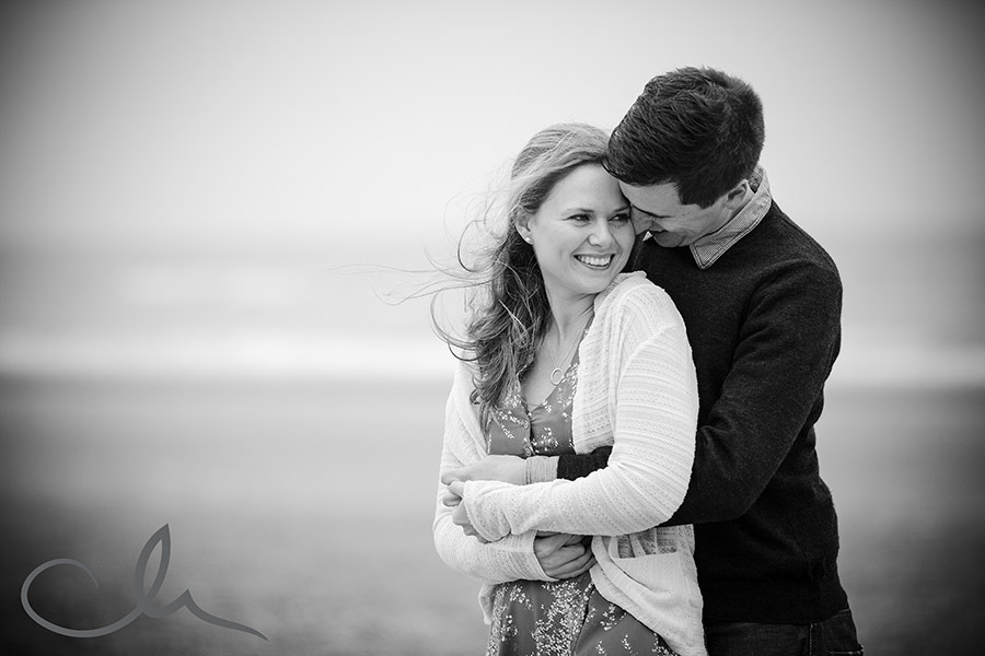 Engagement Photography at Camber Sands