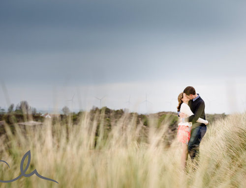 Camber Sands Engagement Photography – Laura and Henry