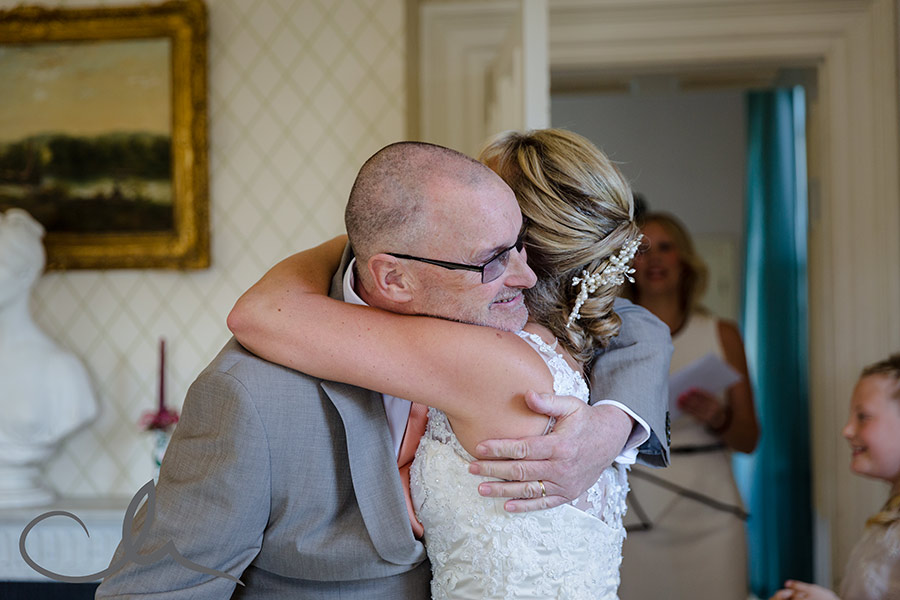 Brides father sees daughter for the first time at -Mount-Ephraim-Wedding