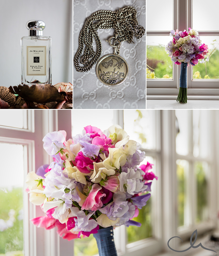 Brides-flowers-and-wedding-day-perfume-at-St-Augstine's-Priory-in-Kent