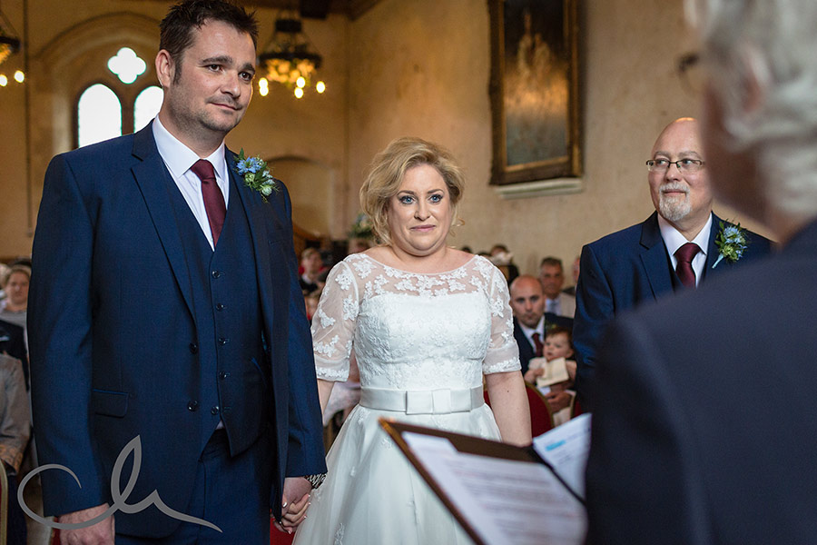 St Augustine's Priory Wedding Photography