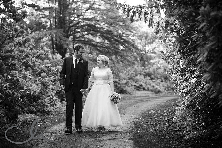 Emily and Martin's St Augustine's Priory Wedding Photography