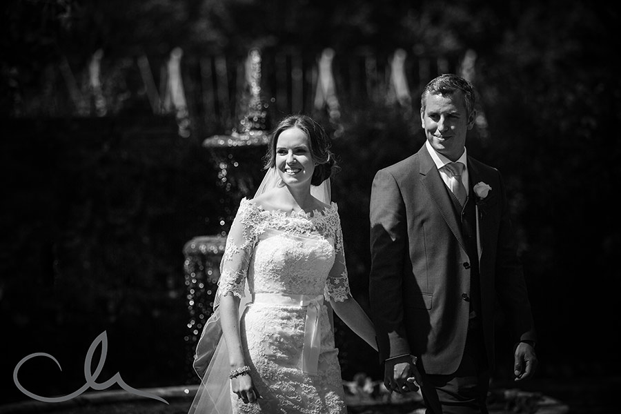Marleybrook Wedding Photo of bride and groom