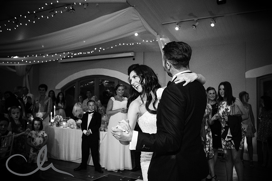 couple have their first dance at their La Mare Wine Estate Wedding