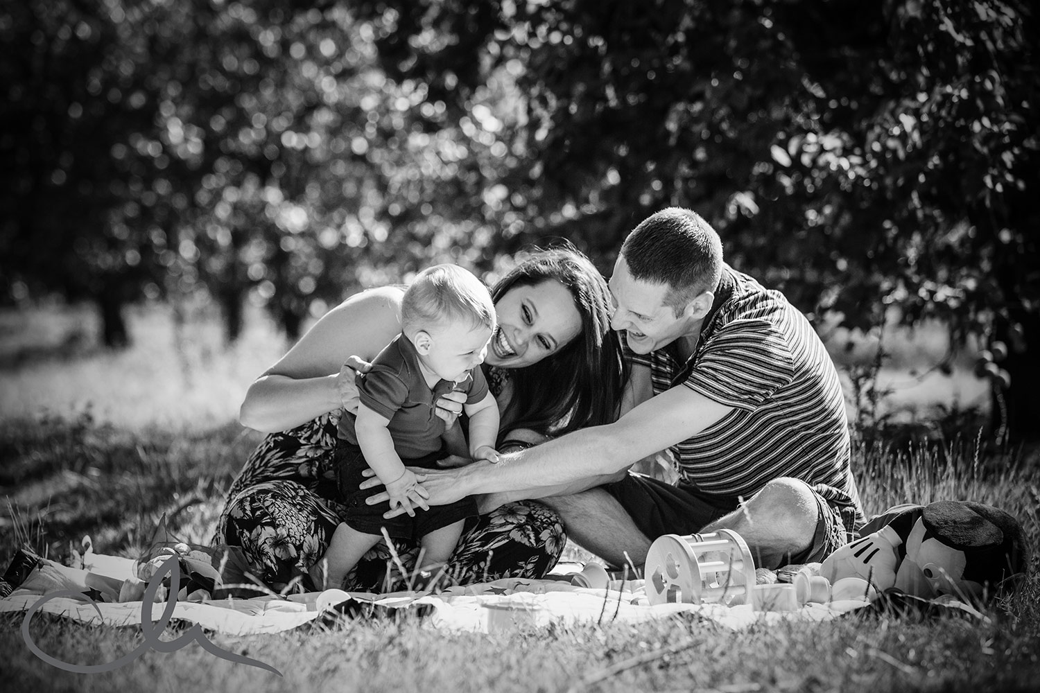Family Portrait Photography in Kent and Jersey