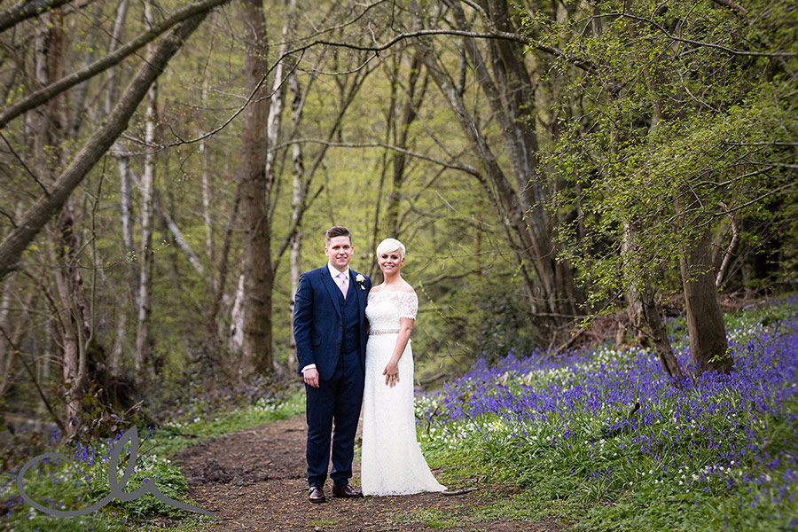 St Augstine's Priory Wedding Photography - Victoria & Daniel's Wedding