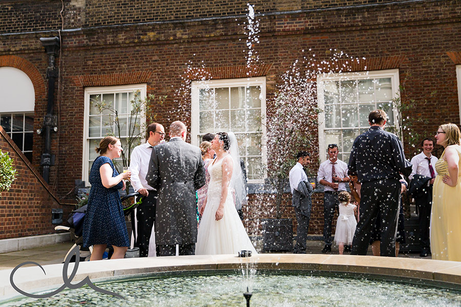 Skinners Hall London Wedding Photography048