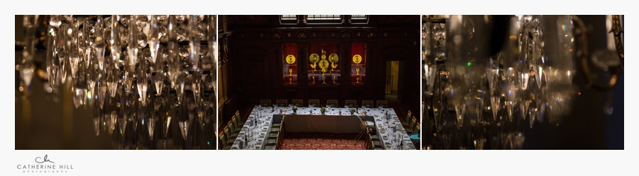 Skinners Hall London Photo of the interior for Nicola & Richards Wedding