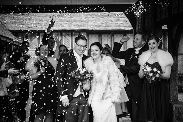 Chillham Village Hall Wedding Photos