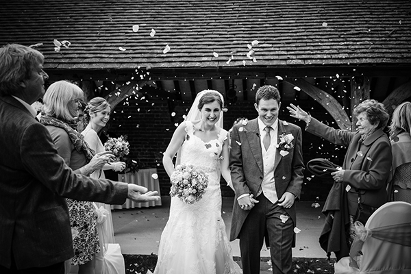 testimonial for Winters Barns Wedding Photography