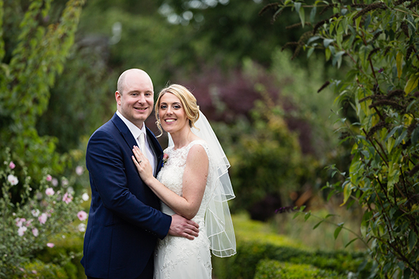 Sarah & Craig's Testimonial for their Secret Garden Wedding Photography