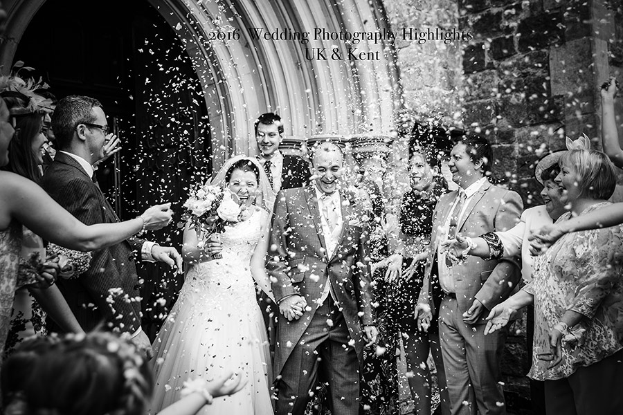Best Wedding Photography - a highlight of my favourite images for 2016