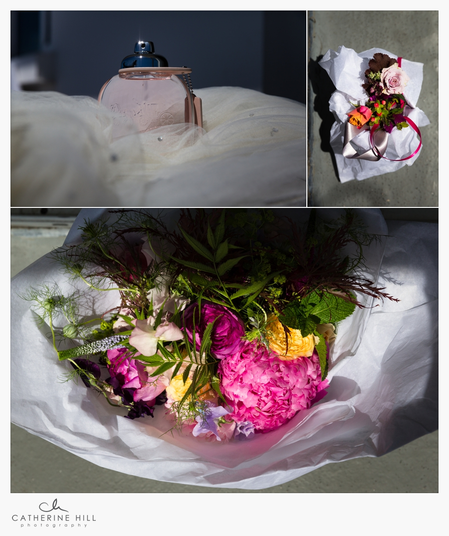 stunning bridal flowers by Clara at Wilde Thymes