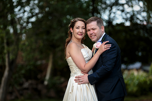 newly weds give Catherine Hill Photography a review