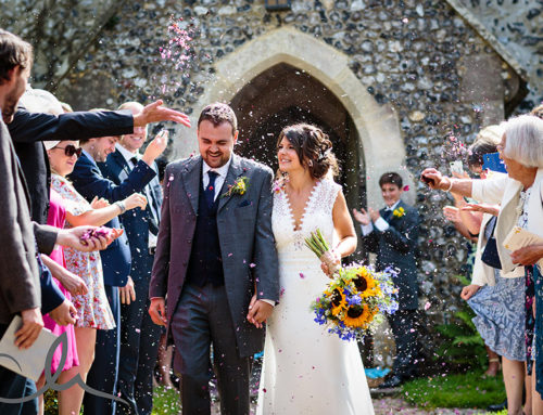 Kate & Lawrie's Kent Countryside Wedding Photography