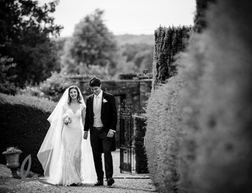 Christie & Alex's Squerryes Court Wedding Photography