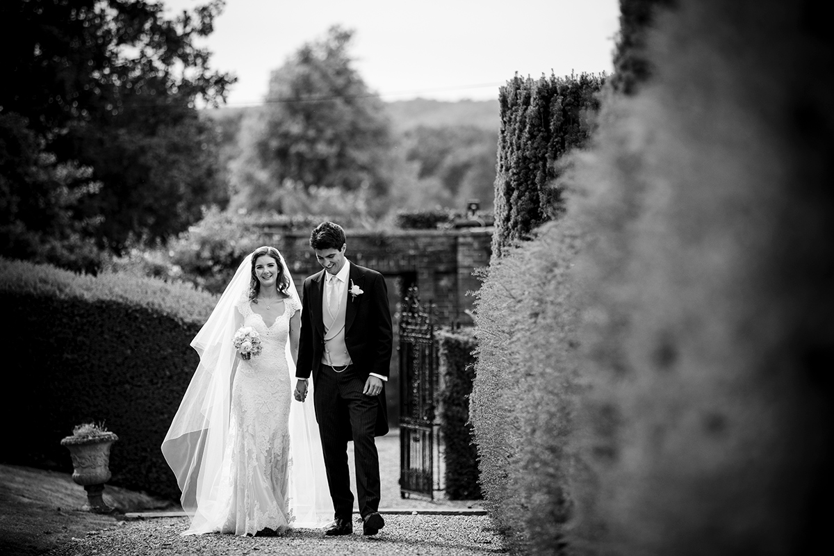 Testimonial for Squerry's Court Kent Wedding Photography