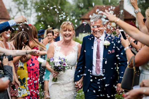 Testimonial from newlyweds for Kent Wedding Photographer Catherine Hill