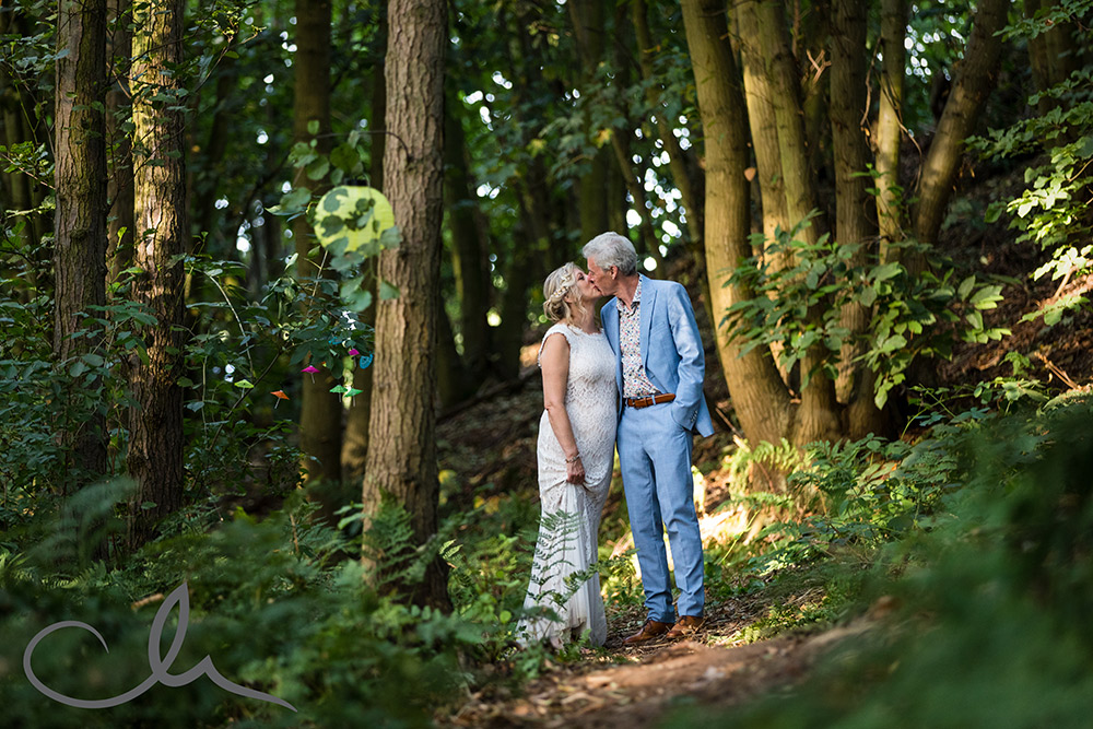 Robert and Anita's magical Wilderness Wedding.