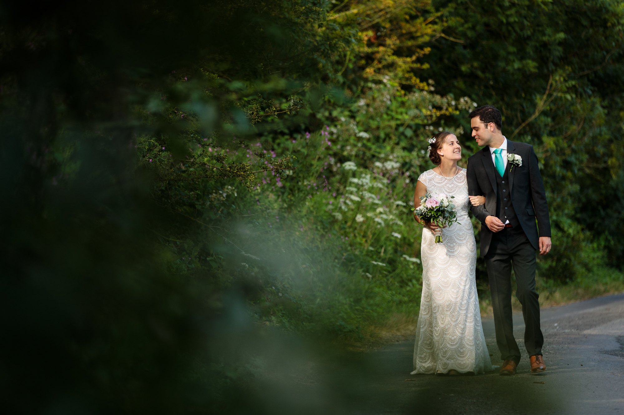 Elspeth & Gareth's testimonial for their Kent Wedding Photography